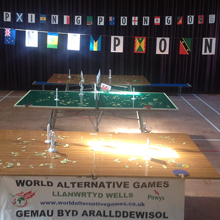 WORLD ALTERNATIVE GAMES 2014
