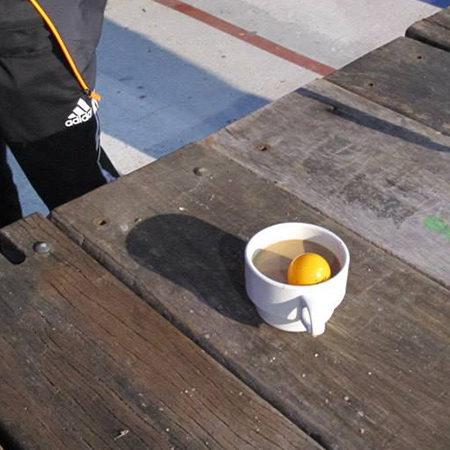 RELAXING CUP