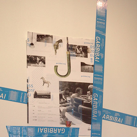 Exposición: «Current trove»