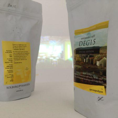 antipodes café visits Elefante