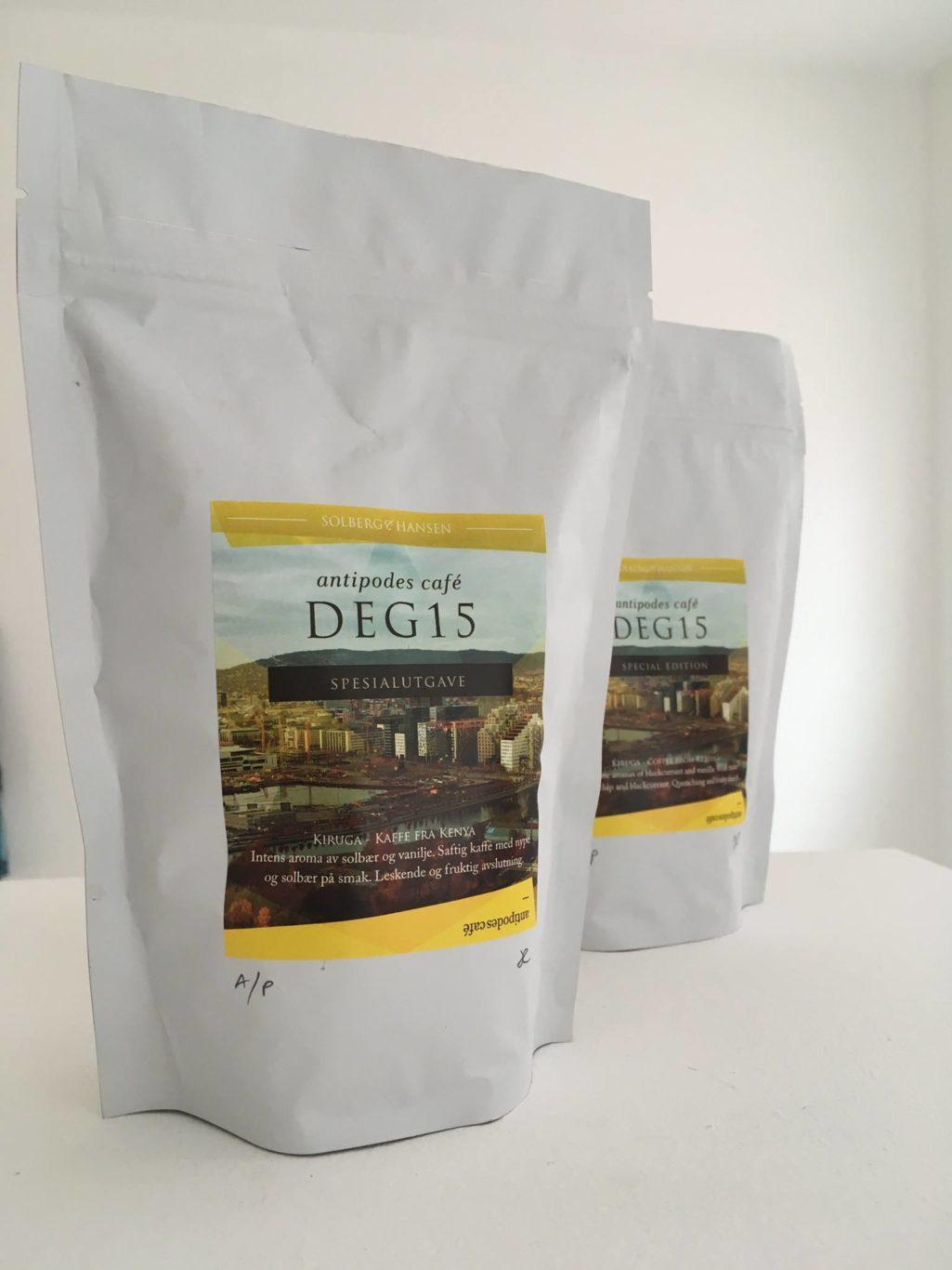 antipodes cafe oslo