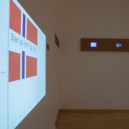Utforsking av Norges Flagg #2