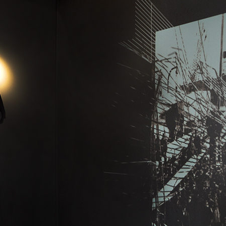 HOY ÑOQUIS -installation-