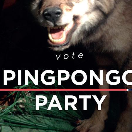 VOTE PINGPONGO PARTY