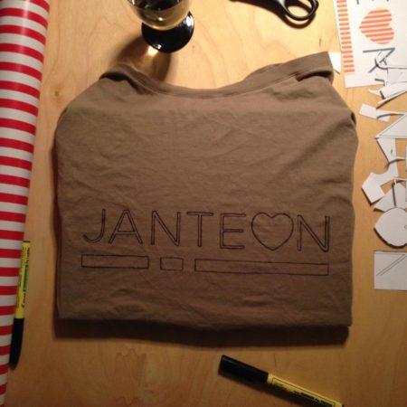 JANTE♡N – T